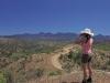 Bookabee Tours Australia - Looking across Bunyeroo Valley
