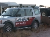 Bookabee Tours Australia - Tour Vehicle Land Rover Discovery 3 HSE